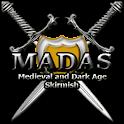 MADAS Tabletop Mini  Wargame icon