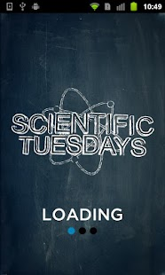 Scientific Tuesdays - screenshot thumbnail