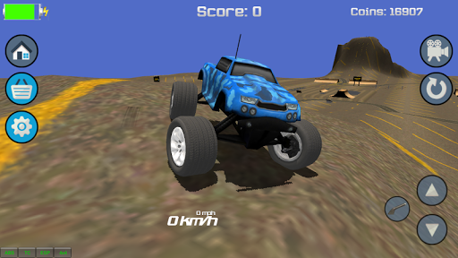 RC Car - Hill Racing Driving Simulator screenshot
