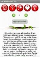 Screenshot of BarzellettaWeb