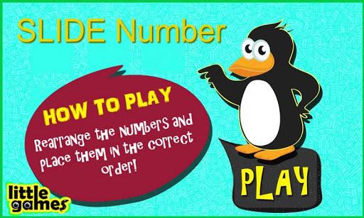 【免費解謎App】Number Sliding Puzzle-APP點子