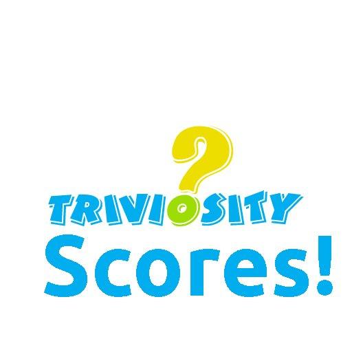 Triviosity Scores  Beta