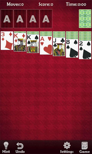 Solitaire Classic Collection Screenshot