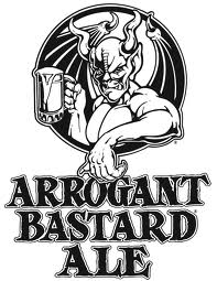Logo of Arrogant Bastard Ale