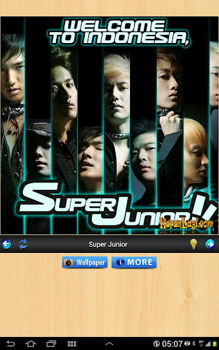 玩免費解謎APP|下載super junior puzzle wallpaper app不用錢|硬是要APP