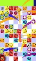 Screenshot of Fruit Tiles