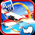 Stunt AirPlane Parking School icon