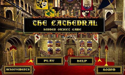 Cathedral Find Hidden Objects