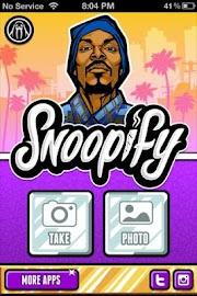 Snoop Lion's Snoopify! Screenshot 6