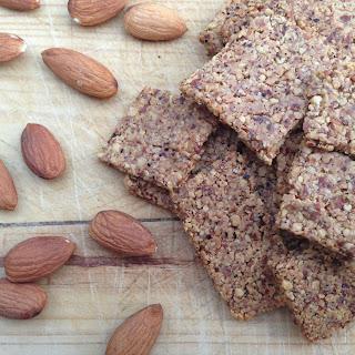 Almond Crackers Recipe