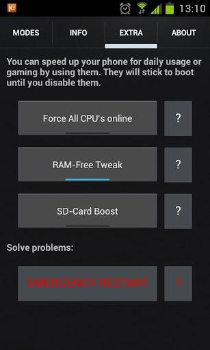 GameBooster 2 ★ root v2.1 APK