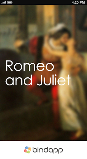 ebook Romeo and Juliet