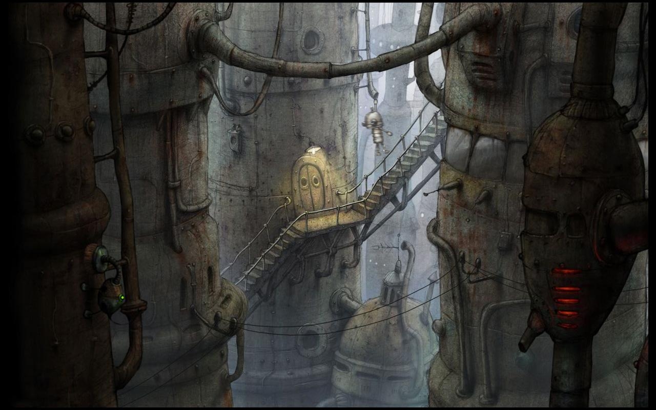 [Разное] Machinarium