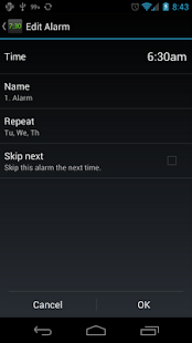 Night Clock (Alarm Clock) - screenshot thumbnail