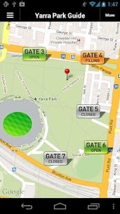 Melbourne Cricket Ground - screenshot thumbnail