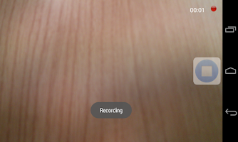 Screenshot of One Click Video Recorder Free