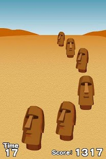 Juggling Moai- screenshot thumbnail