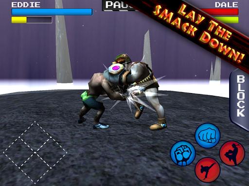 玩免費動作APP|下載Heroes Arena - Arcade Fighter app不用錢|硬是要APP
