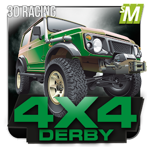 4x4 Real Derby Racing Reloaded Adrenaline 2018