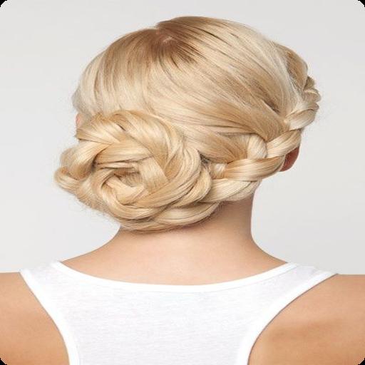 Easy Hairstyles Step By Step 生活 App LOGO-硬是要APP