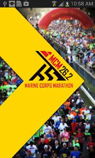 Marine Corps Marathon - screenshot thumbnail