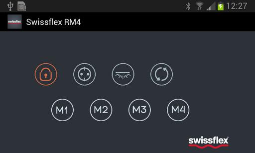 Swissflex Remote