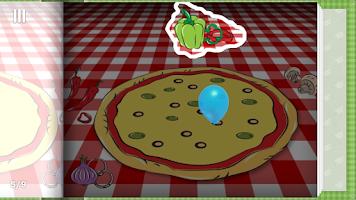 Screenshot of Making Pizza - Cookbook