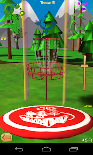Around the Rock Disc Golf- screenshot thumbnail
