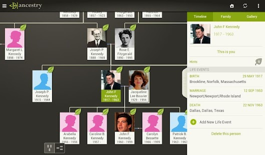 Ancestry Screenshot 6