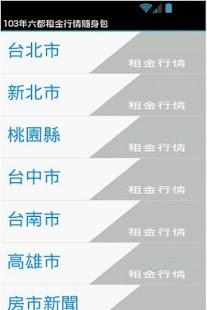 台灣六都租屋行情隨身包 - náhled
