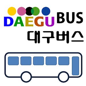 대구버스 (DaeguBus) 아이콘