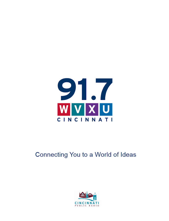 WVXU Public Radio App - screenshot