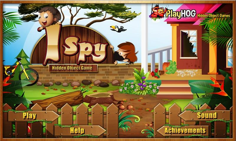 193 Hidden Object Games New Free Puzzle I Spy