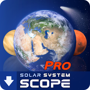 Solar System Scope PRO 教育 App LOGO-硬是要APP