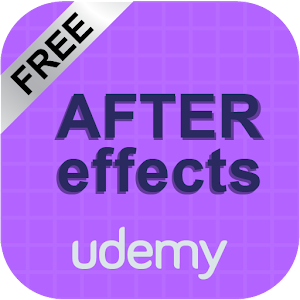 Learn After Effects by Udemy Icon