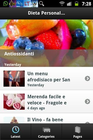玩健康App|Dieta Personalizzata免費|APP試玩