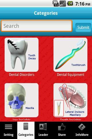 3D Dental A-Z: Anatomy & more!- screenshot