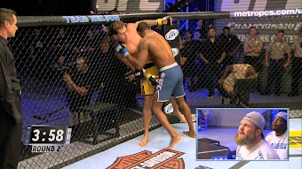 "The Ultimate Fighter® 16: Ep 9 ""Betrayal"""