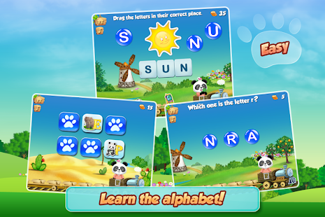 Lola's Alphabet Train ABC Game- screenshot thumbnail