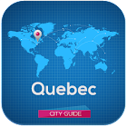Quebec Guide, Hotels, Tours icon