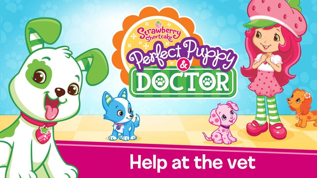 Strawberry Shortcake Puppy Dr. - Google Play Store revenue ...