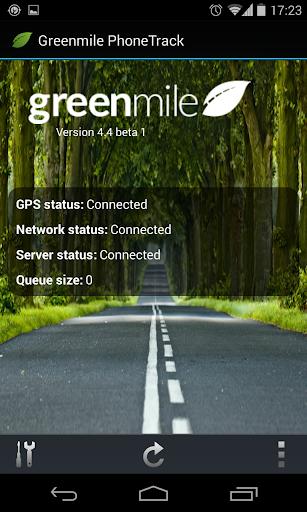 GreenMile PhoneTrack