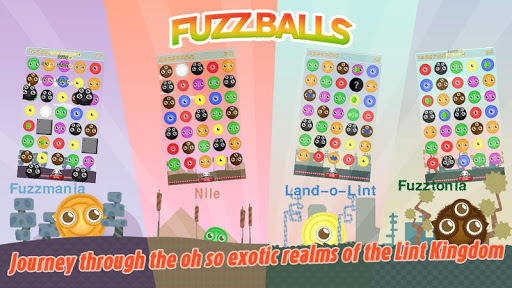 FuzzBalls-混合 N 比賽遊戲 !