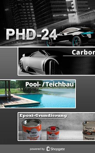PHD-24 Verbundwerkstoffe