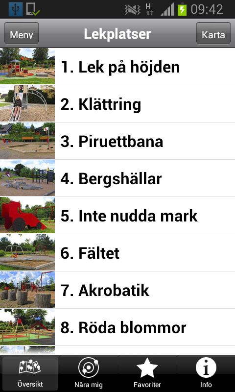 Se Linköping- screenshot