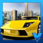 Vehicle Parking 3D icon