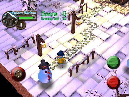 Super Snow Ball Battle