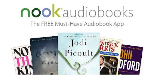 nook audiobooks apps on google play