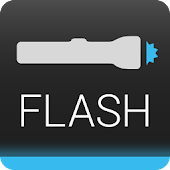 Flash: A flashlight widget