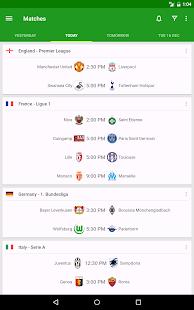 Soccer Scores - FotMob - screenshot thumbnail